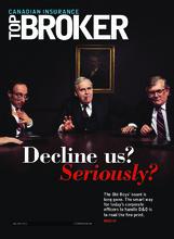 Canadian Insurance Top Broker – 1 janvier 2015