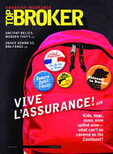 Canadian Insurance Top Broker – 1 août 2015