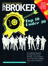 Canadian Insurance Top Broker – 1 septembre 2016
