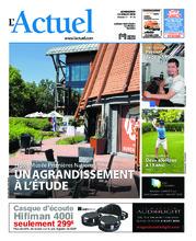 Journal L'Actuel – 25 juillet 2018