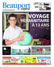 Beauport Express – 11 juillet 2018
