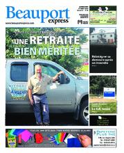 Beauport Express – 1 août 2018