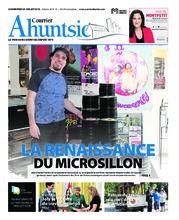 Le Courrier Ahuntsic – 25 juillet 2018