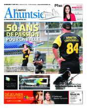 Le Courrier Ahuntsic – 1 août 2018