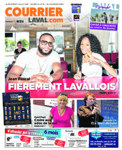 Courrier Laval (mercredi) – 11 juillet 2018