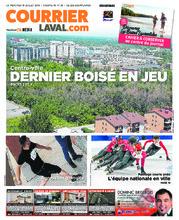 Courrier Laval (mercredi) – 18 juillet 2018