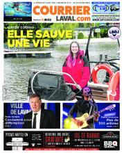 Courrier Laval (mercredi) – 1 août 2018