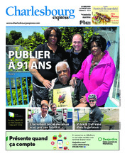 Charlesbourg Express – 11 juillet 2018
