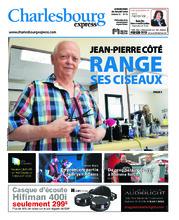 Charlesbourg Express – 25 juillet 2018