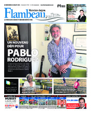 Le Flambeau – 25 juillet 2018