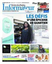 L'Informateur RDP – 24 juillet 2018