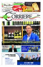 Corriere Italiano – 19 juillet 2018