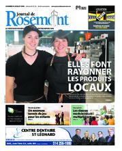 Journal de Rosemont/Petite Patrie – 10 juillet 2018