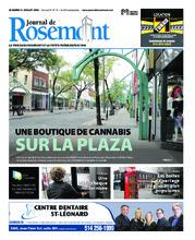 Journal de Rosemont/Petite Patrie – 31 juillet 2018