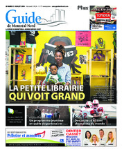 Guide de Montréal-Nord – 31 juillet 2018