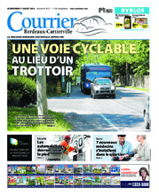Courrier Bordeaux-Cartierville – 11 juillet 2018