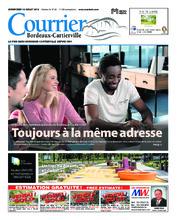 Courrier Bordeaux-Cartierville – 18 juillet 2018
