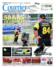 Courrier Bordeaux-Cartierville – 1 août 2018