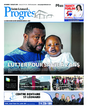 Progrès Saint-Léonard – 17 juillet 2018