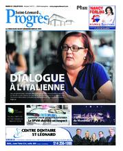 Progrès Saint-Léonard – 31 juillet 2018