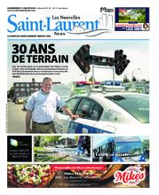 Nouvelles St-Laurent News – 11 juillet 2018