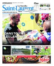 Nouvelles St-Laurent News – 25 juillet 2018