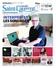 Nouvelles St-Laurent News – 1 août 2018