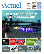 Journal L'Actuel – 22 août 2018