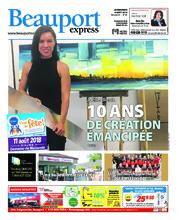 Beauport Express – 8 août 2018