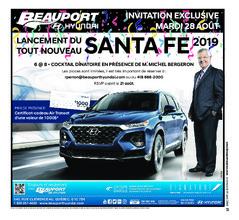 Beauport Express – 15 août 2018