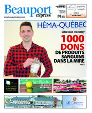 Beauport Express – 5 septembre 2018