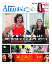 Le Courrier Ahuntsic – 8 août 2018