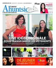 Le Courrier Ahuntsic – 8 août 2018