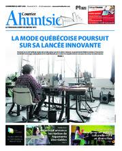 Le Courrier Ahuntsic – 22 août 2018