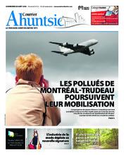 Le Courrier Ahuntsic – 29 août 2018