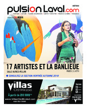 Courrier Laval (mercredi) – 15 août 2018