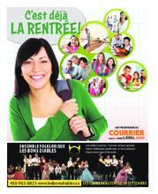 Courrier Laval (mercredi) – 29 août 2018