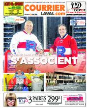 Courrier Laval (mercredi) – 5 septembre 2018