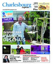 Charlesbourg Express – 8 août 2018