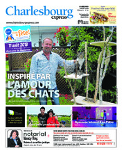 Charlesbourg Express – 15 août 2018