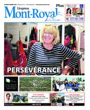 L'Express d'Outremont/V. Mont-Royal – 16 août 2018