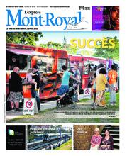 L'Express d'Outremont/V. Mont-Royal – 23 août 2018