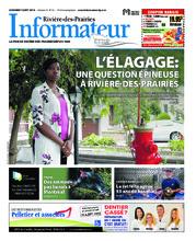 L'Informateur RDP – 7 août 2018