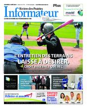 L'Informateur RDP – 21 août 2018
