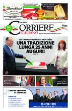 Corriere Italiano – 9 août 2018