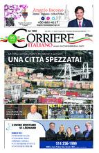 Corriere Italiano – 23 août 2018
