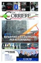 Corriere Italiano – 30 août 2018