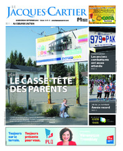 Journal le Jacques-Cartier – 5 septembre 2018