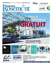 Journal de Rosemont/Petite Patrie – 28 août 2018