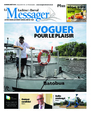 Messager de Lachine – 2 août 2018